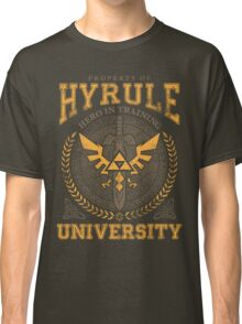 Hyrule University Classic T-Shirt