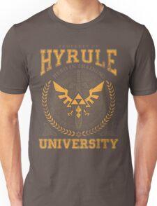 Hyrule University Unisex T-Shirt