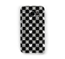 Kingdom Hearts Pattern 1 Samsung Galaxy Case/Skin