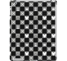 Kingdom Hearts Pattern 1 iPad Case/Skin
