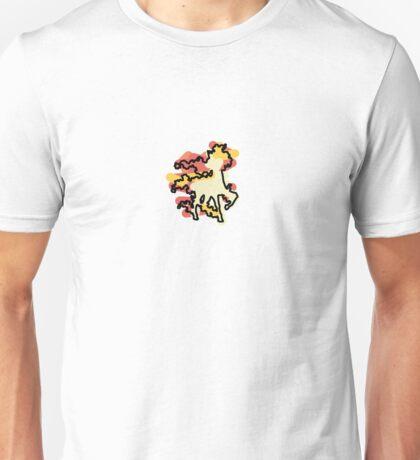 Rapidash Splotch Unisex T-Shirt
