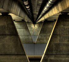 Nowra Bridge HDR by Auburnlocks