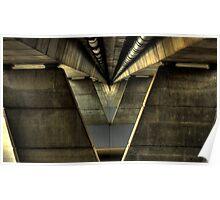 Nowra Bridge HDR Poster