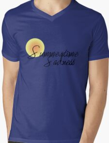 Summertime Sadness Mens V-Neck T-Shirt