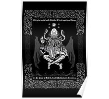 Celtic Cthulhu Poster