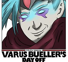 Varus Bueller's Day Off by Vastile