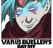 Varus Bueller's Day Off by Vastile