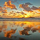 Sunset at Whisky Bay - Wilsons Prom by Hans Kawitzki