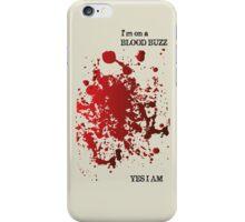 Bloodbuzz Ohio iPhone Case/Skin
