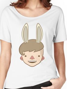 Bunny Bunny Bunny Bunny BUH-NEH! Women's Relaxed Fit T-Shirt