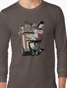 Jazzratz pt.1 Long Sleeve T-Shirt