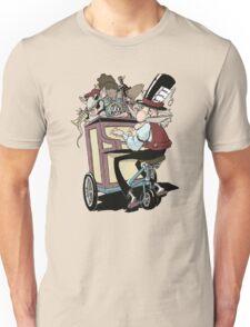 Jazzratz pt.1 Unisex T-Shirt