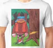 What you lookin' at? Unisex T-Shirt