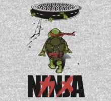 Ninja by warbucks360