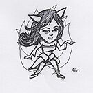 L'il Ahri by Jellyscuds