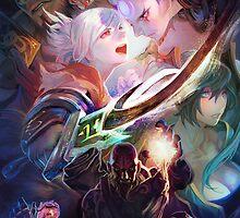League of Legends by saboe