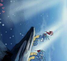 Pokemon - Lion King by saboe