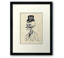 Old Gentleman Framed Print