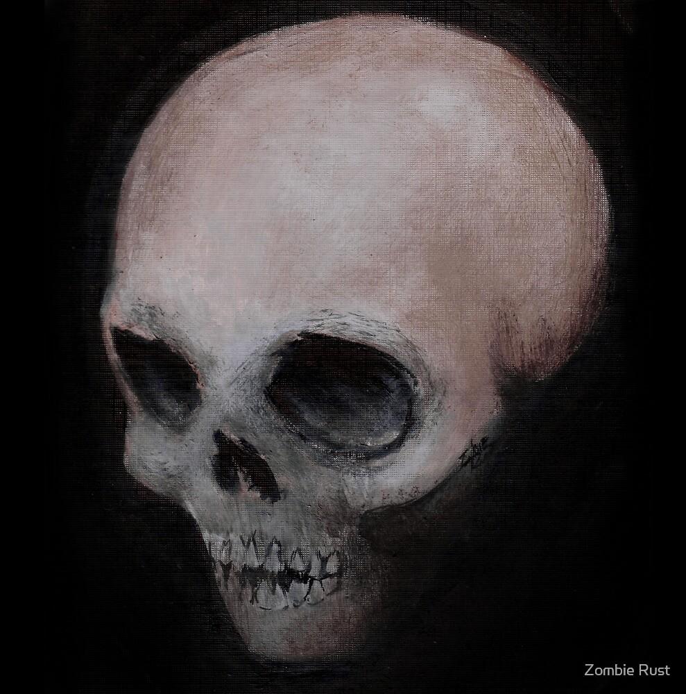 Bones X by Zombie Rust