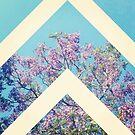 Jacaranda Sky ~ by Emma  Wertheim