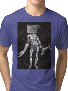 Anatomy of Self Tri-blend T-Shirt