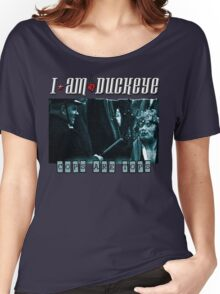 COPS ARE TOPS I am Duckeye Women's Relaxed Fit T-Shirt