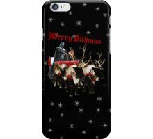 Merry Sithmas iPhone Case/Skin