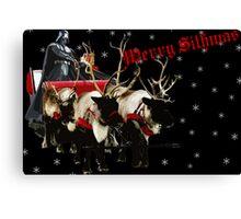 Merry Sithmas Canvas Print