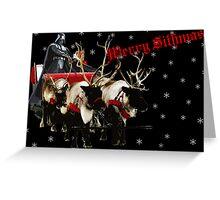 Merry Sithmas Greeting Card