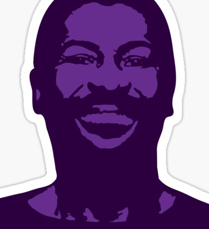 Teddy Pendergrass Sticker