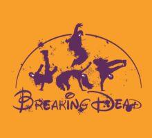 BREAKING DEAD PURPLE by karmadesigner