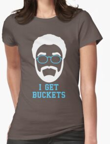 I Get Buckets (2) Womens Fitted T-Shirt