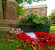 Remembrance by Beverley Goodwin