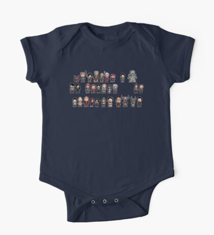 DRAGON AGE characters One Piece - Short Sleeve