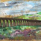 Ribbleshead Viaduct Painting by Richard Yeomans
