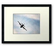 Hercules. Framed Print