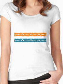 Aztec Women's Fitted Scoop T-Shirt