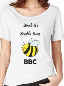 Block B's Bumble Bees Women's Relaxed Fit T-Shirt