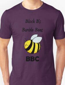 Block B's Bumble Bees Unisex T-Shirt