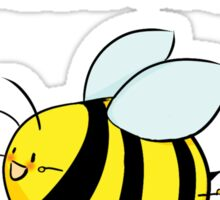 Block B's Bumble Bees Sticker