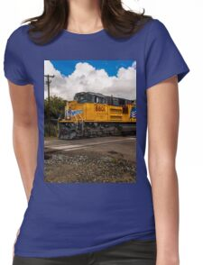 Up Engine 8801 Womens Fitted T-Shirt