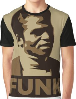 James Brown: FUNK Graphic T-Shirt