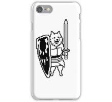 Undertale: Dog Knight iPhone Case/Skin