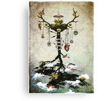 Supernatural - Strange Fruit Canvas Print