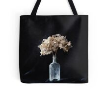 Dried hydrangeas Tote Bag