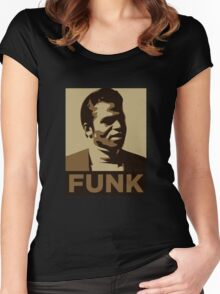 James Brown: FUNK Women's Fitted Scoop T-Shirt
