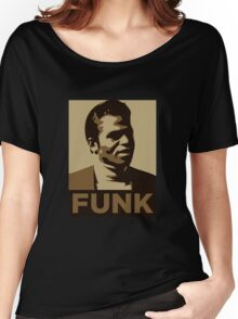 James Brown: FUNK Women's Relaxed Fit T-Shirt