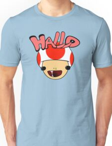 HALLO! - Toad Unisex T-Shirt