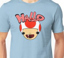 HALLO! - Toad Unisex T-Shirt