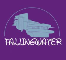 Fallingwater/ Disney //colours// by SallySparrowFTW